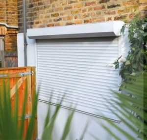 security shutter - نمونه کار