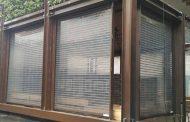 برقی شفاف پلی کربنات 190x122 - تعمیر درب اتوماتیک